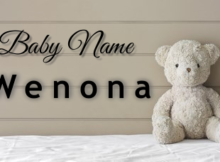Baby Name Wenona