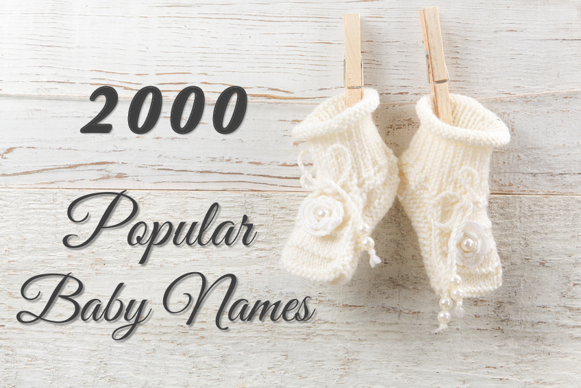 Popular Baby Names 2000