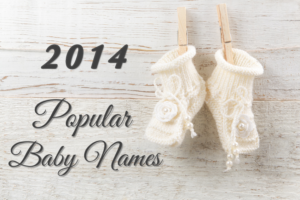 Popular Baby Names 2014
