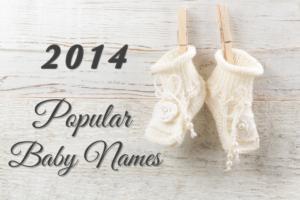 Popular Baby Names 2014