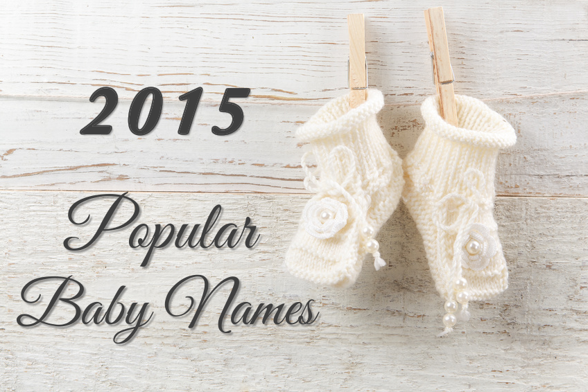 Popular Baby Names 2015