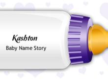 Baby Name Kashton