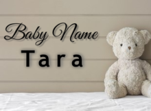 Baby Name Tara