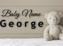 Baby Name George