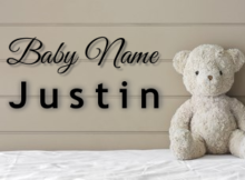 Baby Name Justin