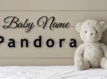 Baby Name Pandora